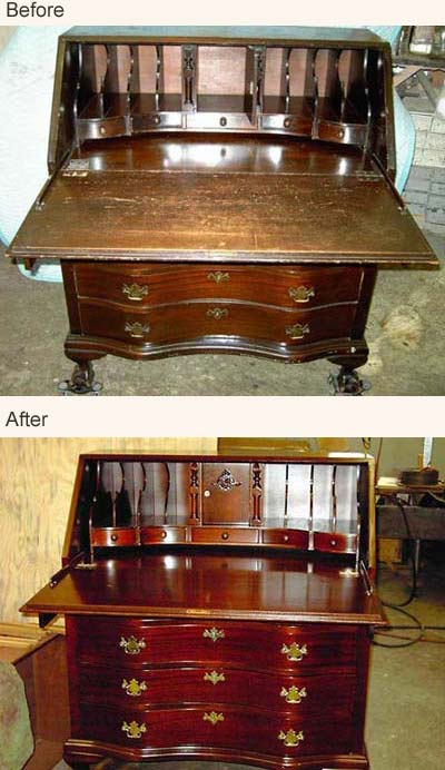 ... Refurbished Secretary ...