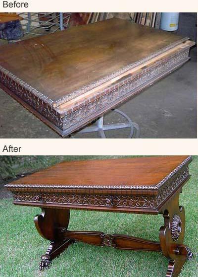 ... Table Restoration ...
