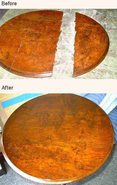 ... A Table Repair   Furniture Restoration ...