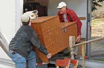 Insurance & Moving Claims - Furniture Repair & Restoration Services